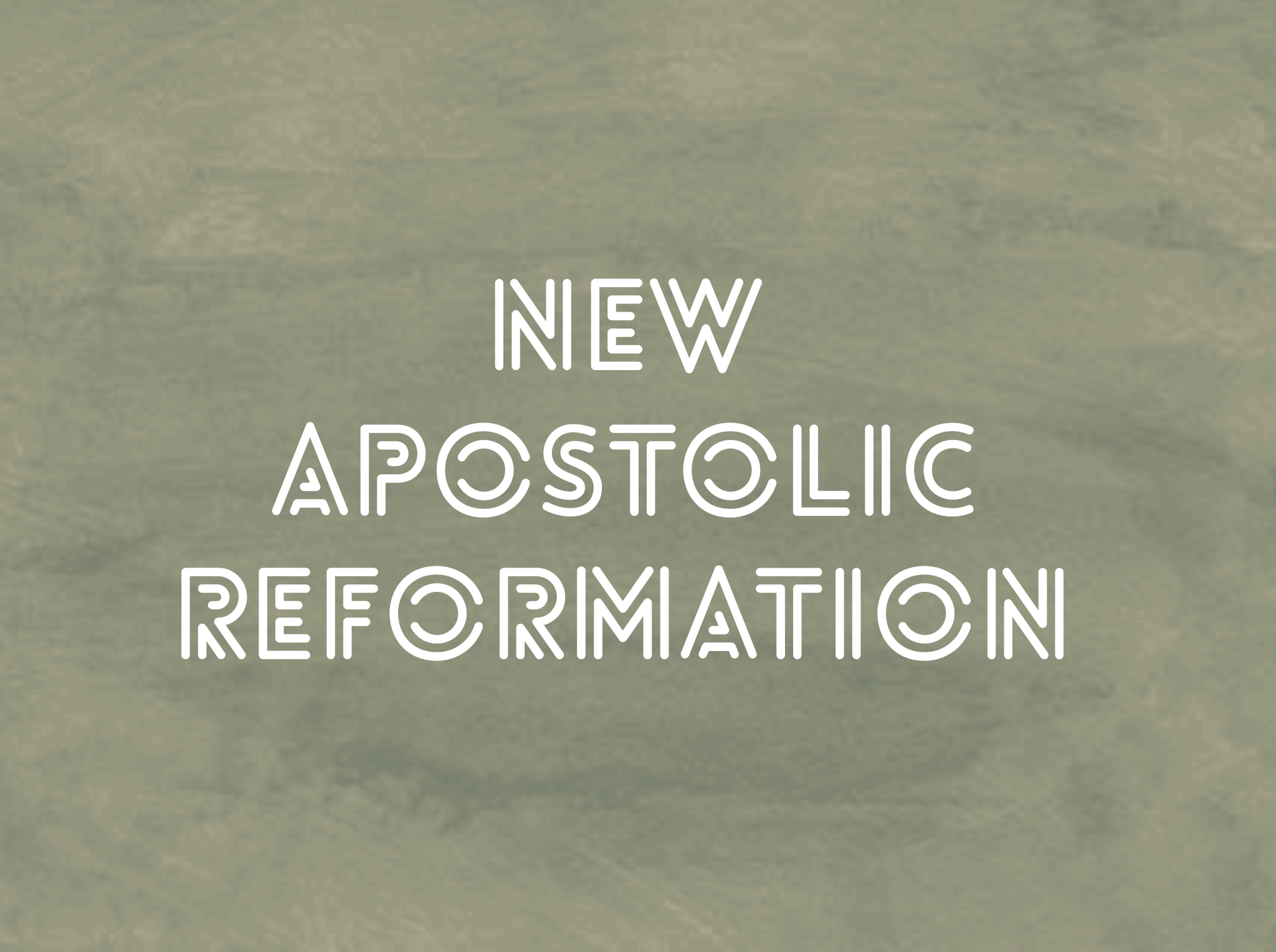 New Apostolic Reformation with Amy Spreeman | Episode 62