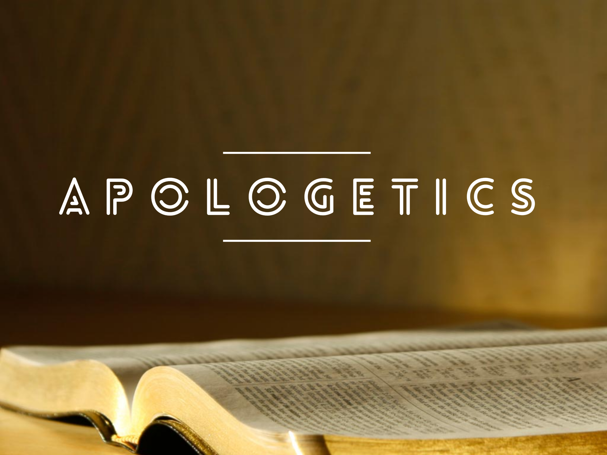 Presuppositional Apologetics with Tyler Vela | Episode 71