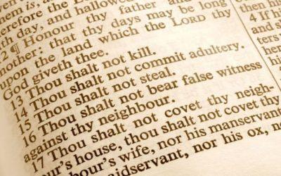 Ten Commandments | Episode 105